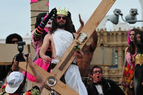 Hunky Jesus & Foxy Mary Contests