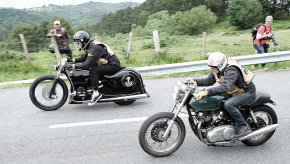 Wheels and Waves in Biarritz