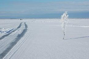 Estradas de gelo