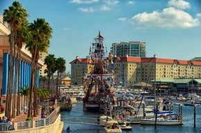 Gasparilla Piratenfest