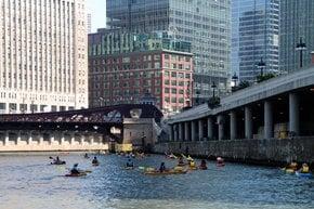 Kayaking Season