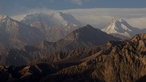 Climbing Kongur Tagh