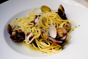 Spaghetti with Fresh Vongole