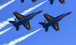 Maryland Fleet Week & Air Show Baltimore