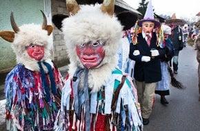 Pust Carnival in Cerknica
