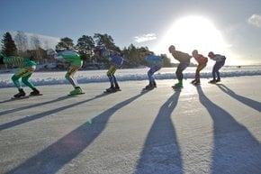 Maratona de gelo da Finlândia