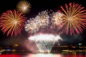 Les Grands Feux Loto-Québec (Fireworks Festival)