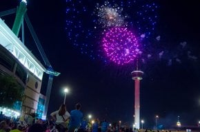 San Antonio 4th of July Events & Fireworks