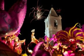 Panama Carnival in Las Tablas
