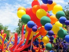 Desfile y fiesta del orgullo de Chicago