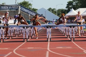 Texas Relays in Austin
