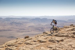 Biking the Desert