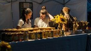 Krakauer Festival der Honigernte und Imker