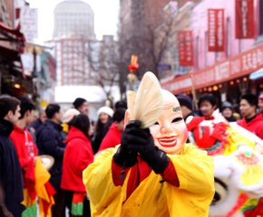 Chinese New Year in Montreal
