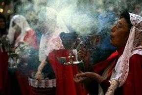 Semana Santa (Holy Week) & Easter