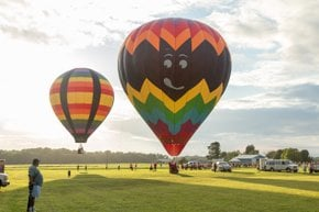 Chesapeake Bay Balloon Festival