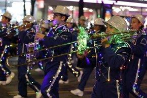 Desfile de Navidad de Hollywood