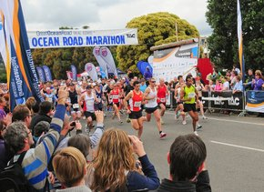 Festival de course de Great Ocean Road