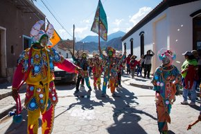 Tilcara Carnival
