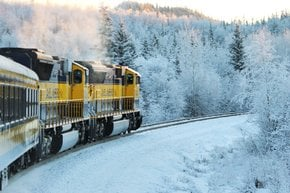 Winter Railroad Trip