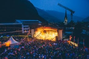 Snowbombing Music Festival in Mayrhofen