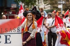 German-American Steuben Parade