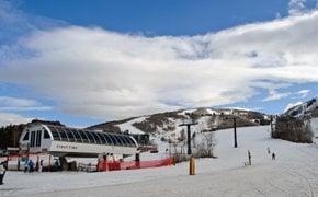Park City Ski Season