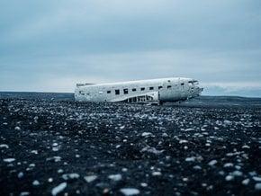Sololheimasandur Plane Wreck