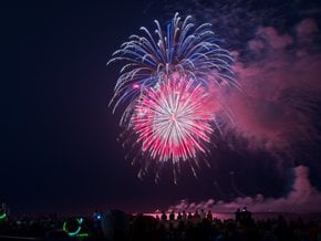 Der 4. Juli Independence Day