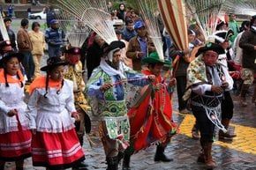 Cusco Carnival 2019 in Machu Picchu and Cusco - Dates & Map
