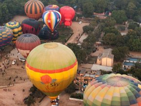Balloon Air Safari
