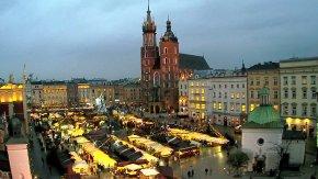 Mercado de Natal de Cracóvia