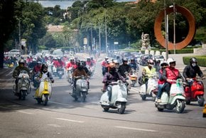 Vespa Scooter Tour