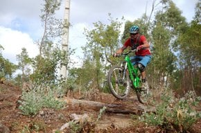 Mountain Biking in Algarve