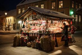 Mercados de Navidad en Noruega
