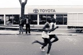 Maratona de Nairobi