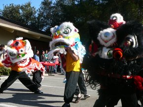 Lunar New Year in San Jose