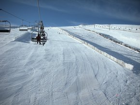 Skiing and Snowboarding around Madrid