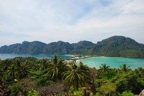 Ansicht von Phi Phi
