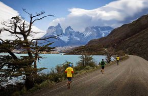Marathon international de la Patagonie