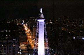 Displays y eventos de luz de Navidad en Baltimore