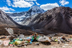 A Hike to Mt. Kailash