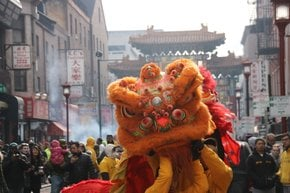 Chinese New Year in Philadelphia