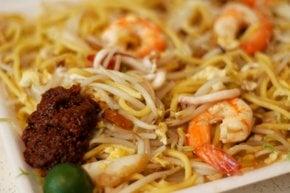 Festival de la gastronomie à Singapour