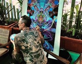 Goa Tattoo Festival