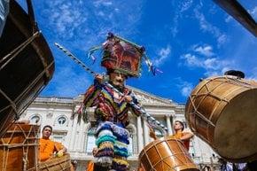 Festival of Iberian Mask (Festival Internacional da Mascára Ibérica FIMI)