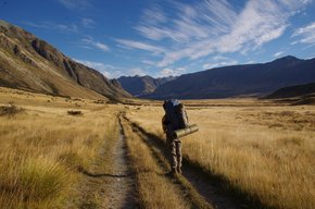 Te Araroa—New Zealand's Trail