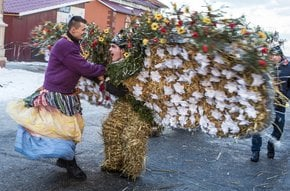 Krasna Malanka (Ukrainische Silvesternacht)