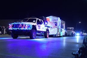Rapid City Parade of Lights