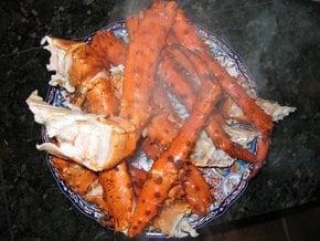 Alaskan King Crab Season